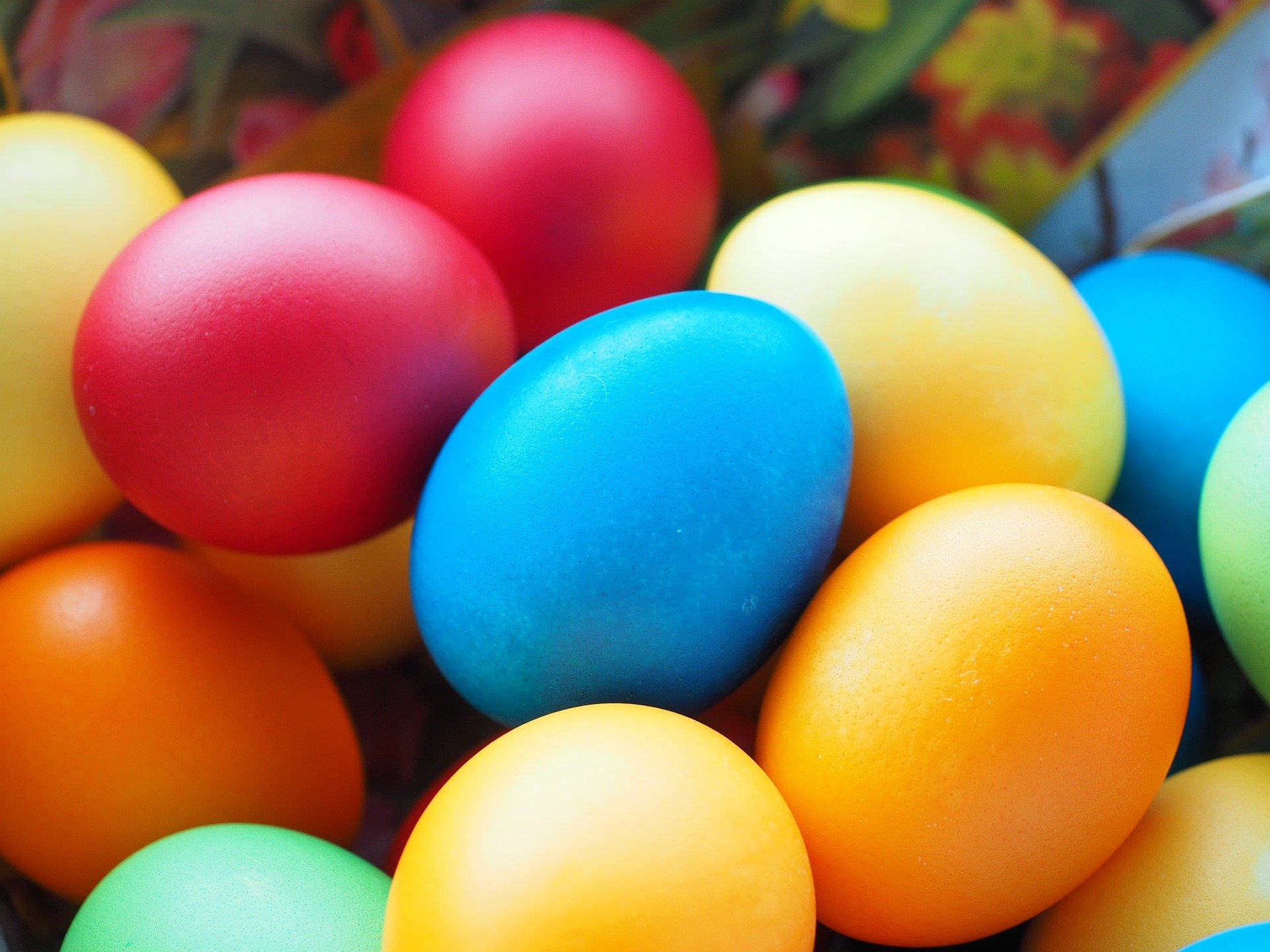 Pasen, Koningsdag en meivakantie